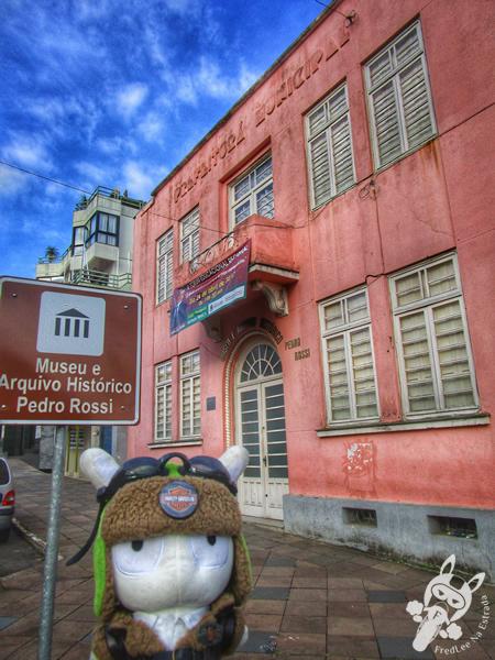 Castelo da família Castellan   Flores da Cunha - RS