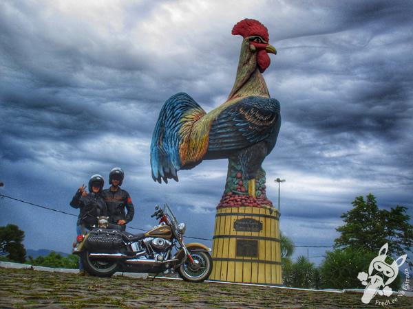 Rodovia BR-116 - Rota Romântica | Nova Petrópolis - RS