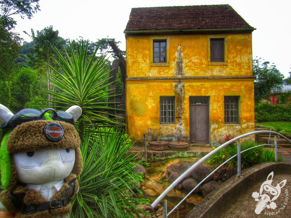 Casa Amarela - Ivoti - RS   FredLee Na Estrada