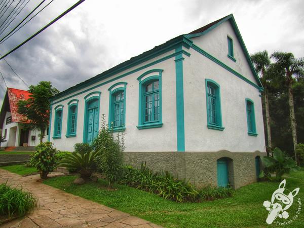 Museu Municipal Cláudio Oscar Becker - Núcleo de Casas Enxaimel   Ivoti - RS