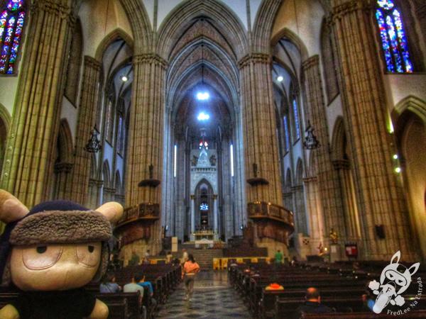 Catedral da Sé | Catedral Metropolitana de São Paulo - SP | FredLee Na Estrada