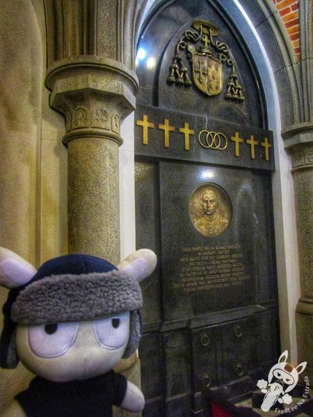 Cripta da Catedral da Sé | Catedral Metropolitana de São Paulo - SP | FredLee Na Estrada