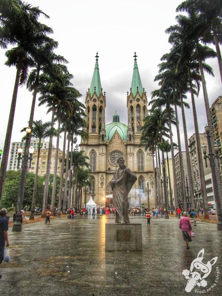 Largo do Pateo do Collegio | São Paulo - SP | FredLee Na Estrada