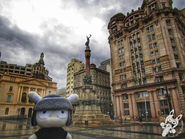Largo do Pátio do Colégio | São Paulo - SP | FredLee Na Estrada