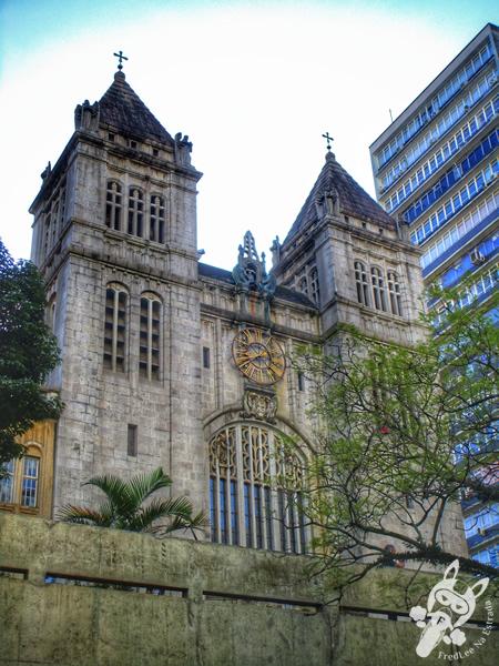 Mosteiro de São Bento | São Paulo - SP | FredLee Na Estrada