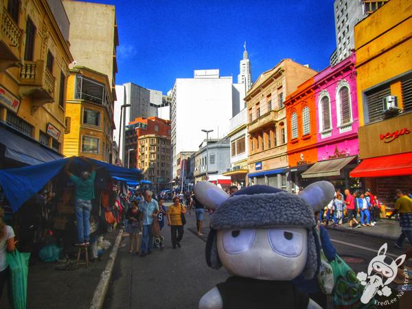 Rua 25 de Março | São Paulo - SP | FredLee Na Estrada
