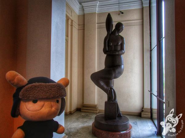 Bumba meu boi (Di Cavalcanti) | Pina_Luz | Pinacoteca de São Paulo - SP | FredLee Na Estrada