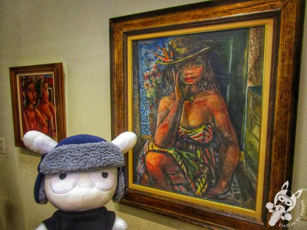 Distância (Tarsila do Amaral) | Pina_Luz | Pinacoteca de São Paulo - SP | FredLee Na Estrada