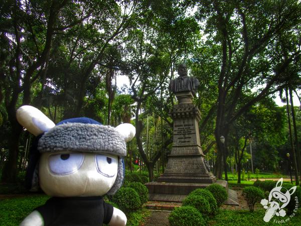 Parque da Luz - Jardim da Luz | São Paulo - SP | FredLee Na Estrada