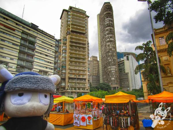 Prefeitura municipal de São Paulo - SP | FredLee Na Estrada