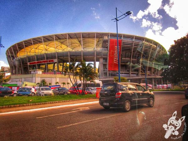 Arena Fonte Nova - Salvador - BA | FredLee Na Estrada