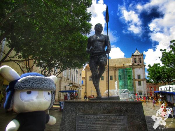 Largo do Cruzeiro de São Francisco - Salvador - BA | FredLee Na Estrada