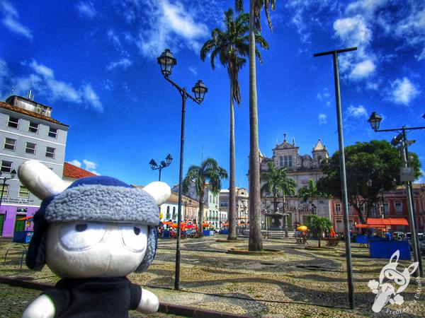 Igreja e Convento de São Francisco - Salvador - BA | FredLee Na Estrada