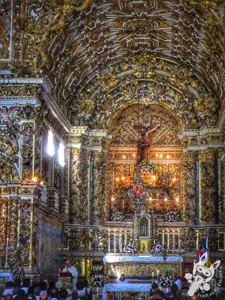 Igreja da Ordem Terceira Secular de São Francisco - Salvador - BA | FredLee Na Estrada