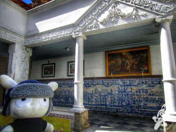 Museu Eugênio Teixeira Leal | Memorial do Banco Econômico - Salvador - BA | FredLee Na Estrada
