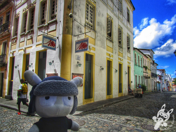 Cruz Caída - Salvador - BA | FredLee Na Estrada