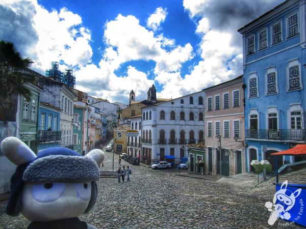 Carybé de Artes | Forte São Diogo - Salvador - BA | FredLee Na Estrada
