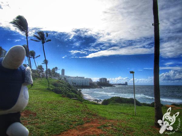Morro do Cristo - Salvador - BA | FredLee Na Estrada