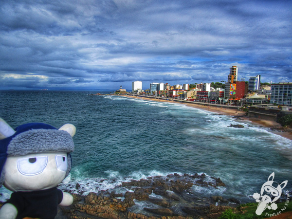 Farol da Barra - Salvador - BA | FredLee Na Estrada
