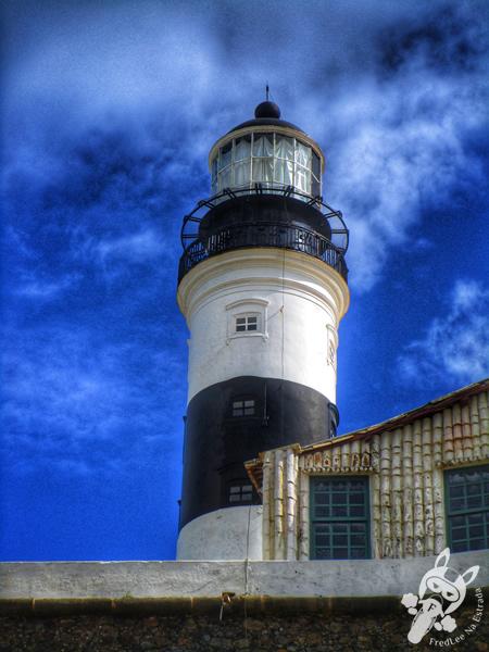 Praia do Farol da Barra - Salvador - BA | FredLee Na Estrada