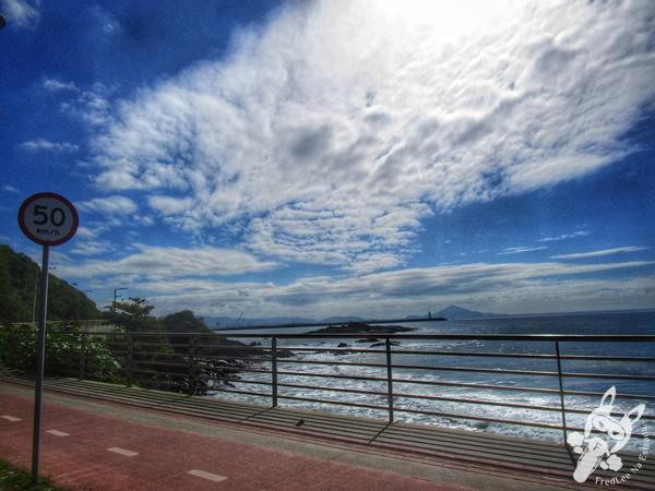 Praia do Geremias - Itajaí - SC | FredLee Na Estrada