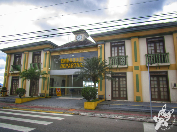 Palácio Marcos Konder - Itajaí - SC | FredLee Na Estrada