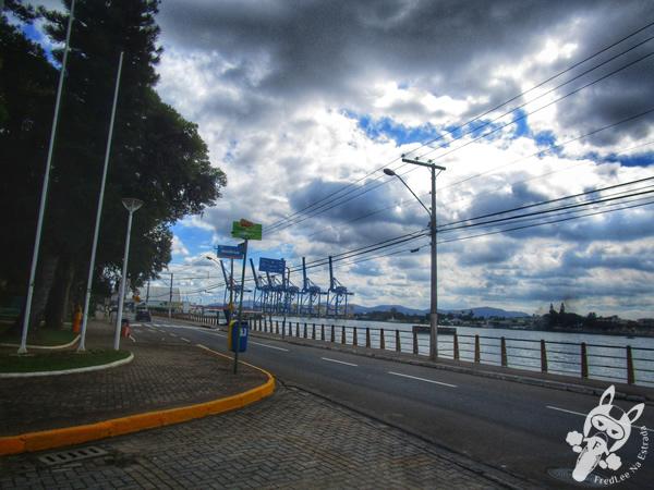 Rua Hercílio Luz - Itajaí - SC | FredLee Na Estrada