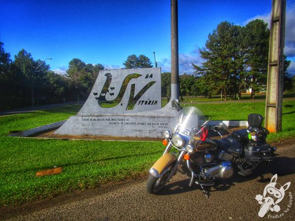 Monumento ao Centenário de União da Vitória - PR