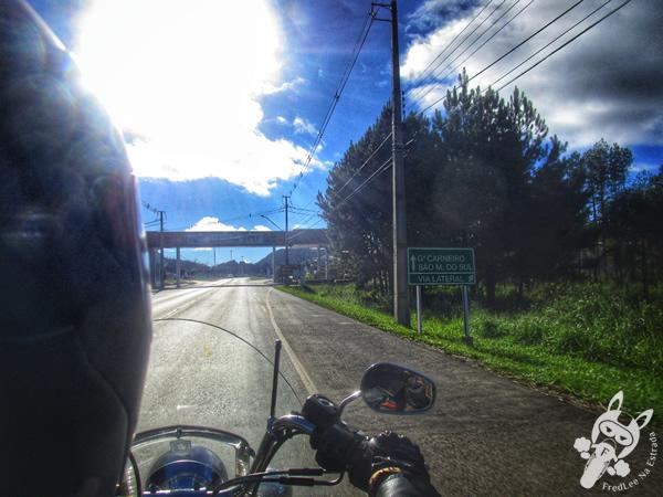 Rodovia BR-476 - União da Vitória - PR | FredLee Na Estrada