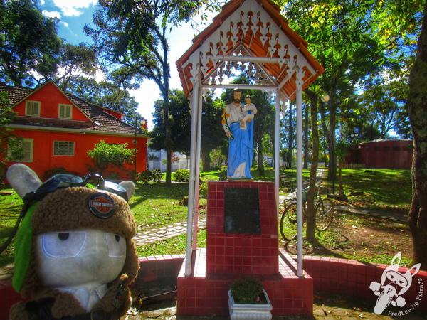 Reservatório de água da Sanepar - São Mateus do Sul - PR | FredLee Na Estrada
