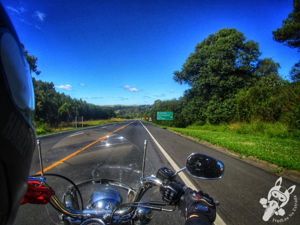 Serra de São Luiz do Purunã - Rodovia BR-376 | FredLee Na Estrada