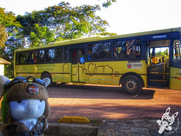Estação Paraná - Casa da Memória - Ponta Grossa - PR | FredLee Na Estrada