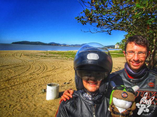 Praia de Piçarras - Balneário Piçarras - SC | FredLee Na Estrada