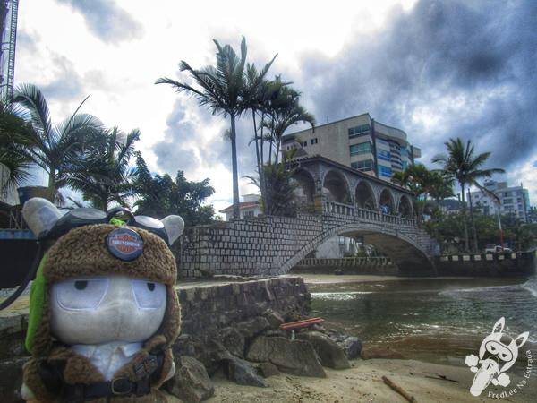 Ponte dos Suspiros | Itapema - SC | FredLee Na Estrada