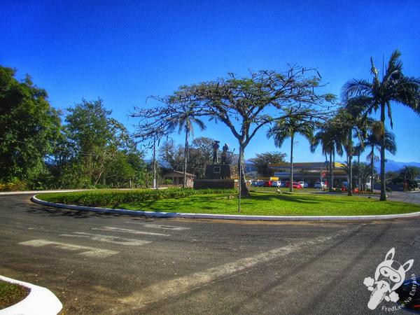 Praça Humberto Bortoluzzi - Nova Veneza - SC   FredLee Na Estrada