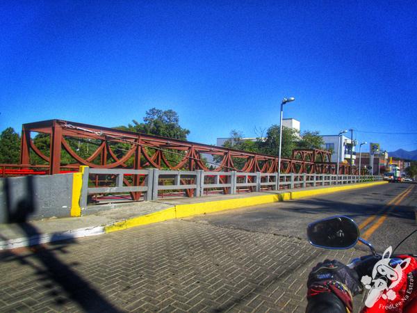 Ponte Dei Morosi - Nova Veneza - SC   FredLee Na Estrada