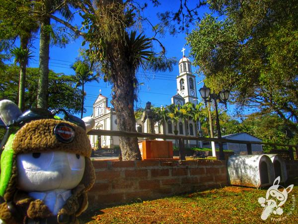 Igreja Matriz de São Marcos - Nova Veneza - SC   FredLee Na Estrada