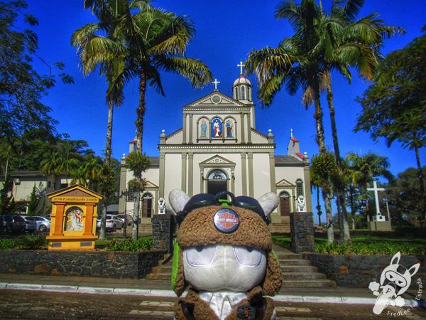 Museu do Imigrante - Nova Veneza - SC | FredLee Na Estrada
