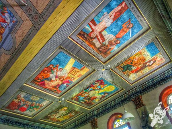 Museu do Imigrante - Nova Veneza - SC   FredLee Na Estrada