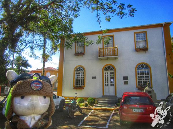 Casas de Pedra - Nova Veneza - SC   FredLee Na Estrada