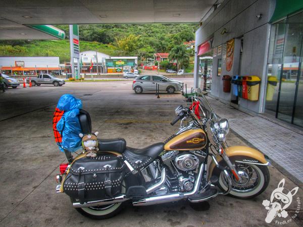Posto Petrobras em Florianópolis - SC | FredLee Na Estrada