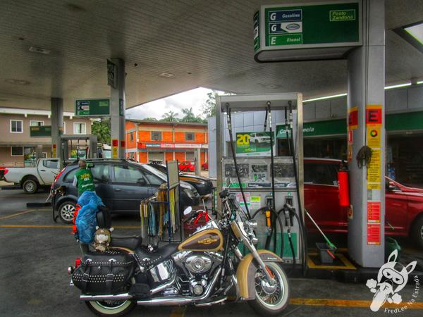 Posto Petrobras em Joinville - SC | FredLee Na Estrada