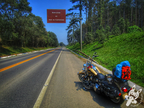 Rodovia BR-280 - Vale do Contestado | FredLee Na Estrada