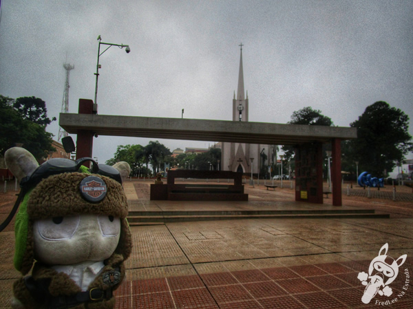 Área Central de Oberá   Oberá - Misiones - Argentina   FredLee Na Estrada