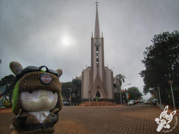 Iglesia Catedral San Antonio   Oberá - Misiones - Argentina   FredLee Na Estrada