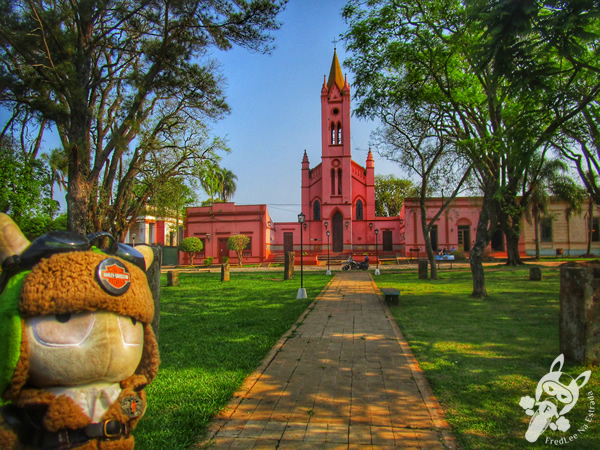Iglesia Nuestra Señora de La Asunción   La Cruz - Corrientes - Argentina   FredLee Na Estrada