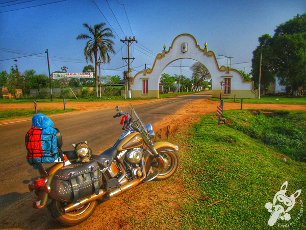 Pórtico de Yapeyú   Yapeyú - Corrientes - Argentina   FredLee Na Estrada