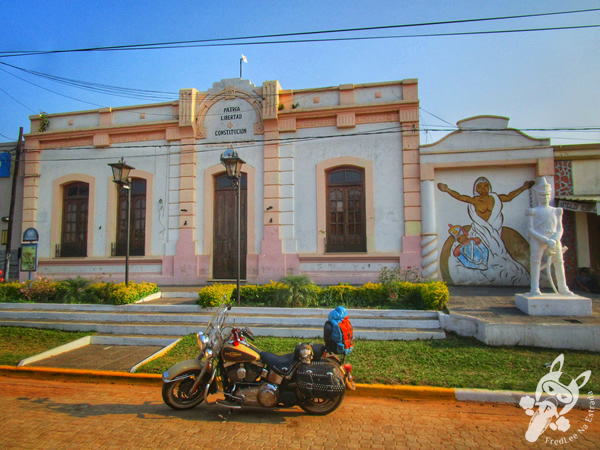 Municipalidad de Yapeyú   Yapeyú - Corrientes - Argentina   FredLee Na Estrada