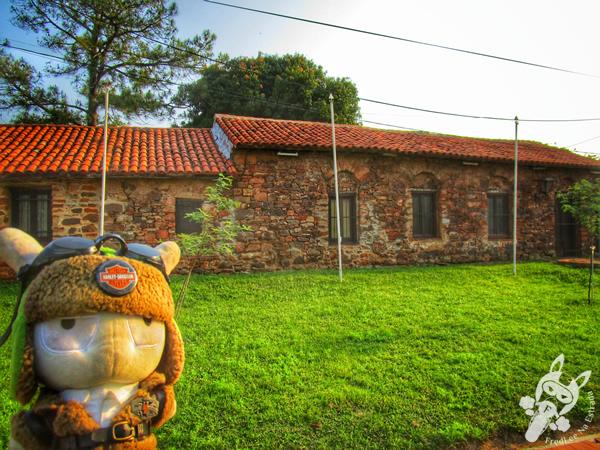 Centro de Informações Turísticas de Yapeyú   Yapeyú - Corrientes - Argentina   FredLee Na Estrada