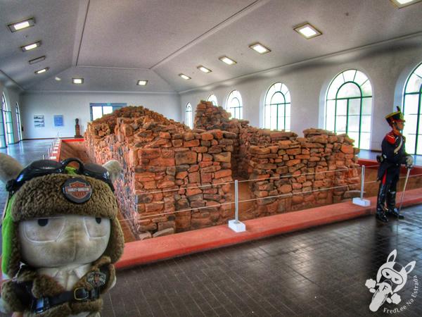 Templete Sanmartiniano - Casa natal de San Martín   Yapeyú - Corrientes - Argentina   FredLee Na Estrada